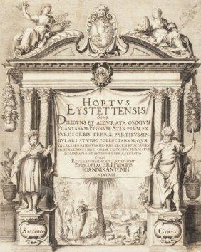 Italian School (18th Century) Set Of Three Class