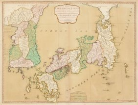Laurie & Whittle (british, 1794-1812) Map Of The