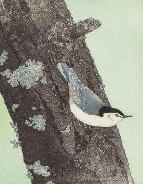 Maurice R. Bebb (american, 1891-1986) White-brea
