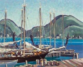 Les Tilles (american, 20th Century) St. John's H