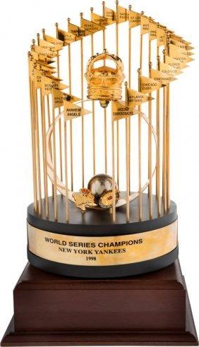 1998 New York Yankees World Series Championship