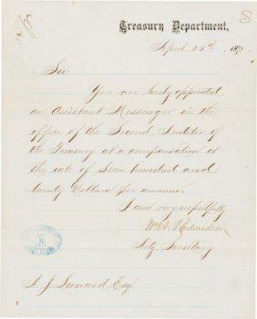 1871 Andy Leonard Washington Olympics Baseball C