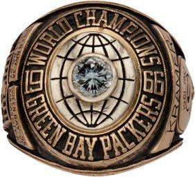 1967 Green Bay Packers Super Bowl I Championship
