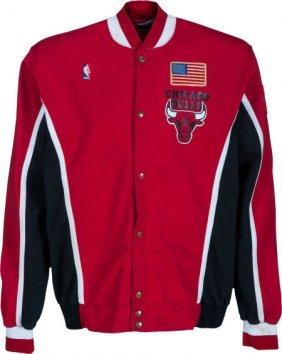 1991 Michael Jordan Nba Finals Clinching Game Wo