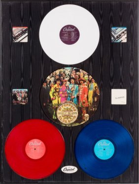 Beatles - Collection Of Rare Capitol Records Pro