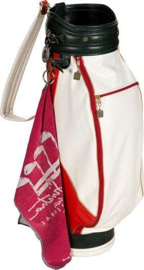 A Frank Sinatra-related Golf Bag, 1989. Wilson B