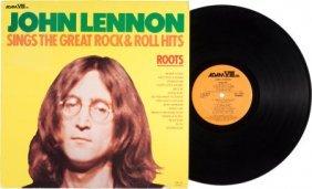 Beatles - John Lennon Roots Lp (adam Viii 8018,