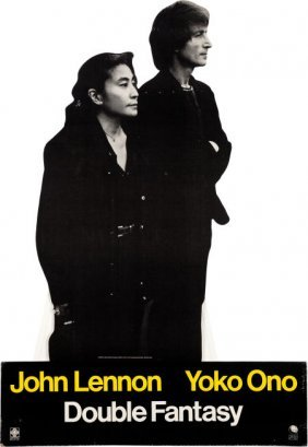 Beatles - John Lennon / Yoko Ono Double Fantasy