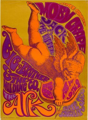 Moby Grape/ Big Brother And The Holding Company
