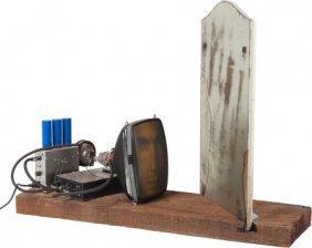 Alan Rath (b. 1959) Vanity Iii, 1993 Wood, Alumi