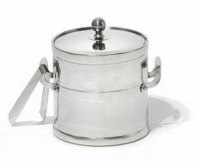 Jeff Koons (b. 1954) Ice Bucket, 1986 Cast Stain