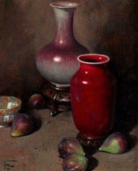 Frederik Ebbesen Grue (american, 1951-1995) Work