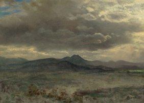 Albert Bierstadt (american, 1830-1902) Cloud Stu