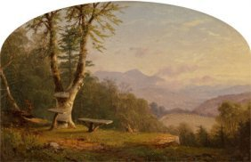 John Williamson (american, 1826-1885) View From