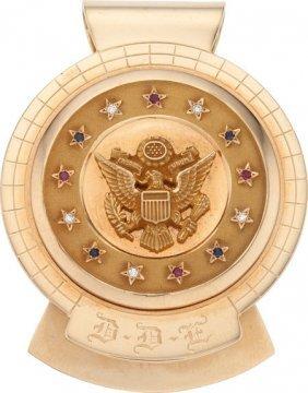 Dwight D. Eisenhower: Presidential Seal White Ho