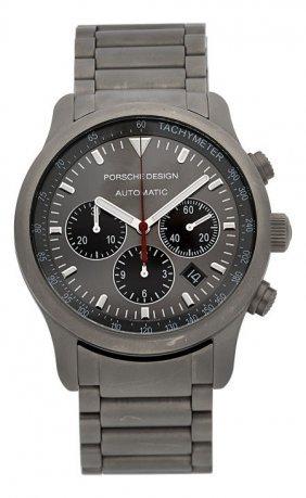 Porsche Design Titanium Automatic Chronograph Wr