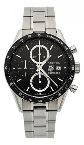 Tag Heuer Carrera Automatic Chronograph Case: S