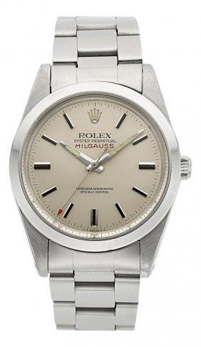 Rolex Ref. 1019 Milgauss Oyster Perpetual Wristw