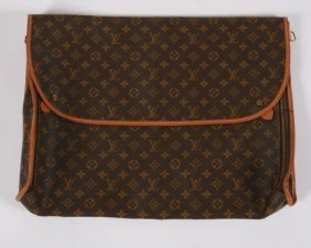 Louis Vuitton Monogram Canvas Garment Bag Insert