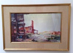 Gerry Peirce (1900-1969) Untitled