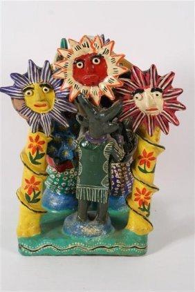Ocumicho Ceramic Pottery Group