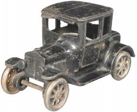 Arcade Cast Iron Toy Car