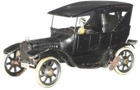 Bing Werkie Tin Toy Sedan
