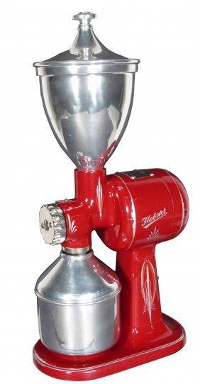Antique Electric Grinder ~ Hobart electric coffee grinder lot