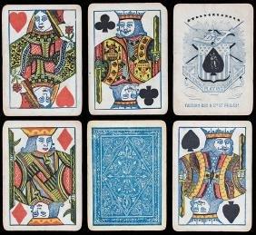 Continental Card Co. Centennial Deck.