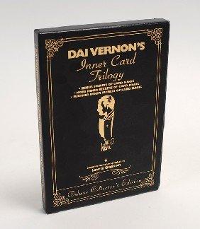 Ganson, Lewis. Dai Vernon's Inner Card Trilogy