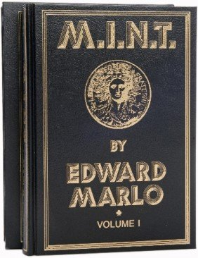 Marlo, Edward. M.I.N.T. Volume 1. Tahoma, 1988.