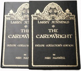 Maxwell, Mike. Larry Jennings The Cardwright.