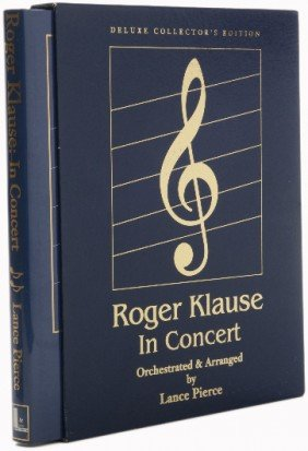 Pierce, Lance. Roger Klause In Concert. Ltd. Ed.