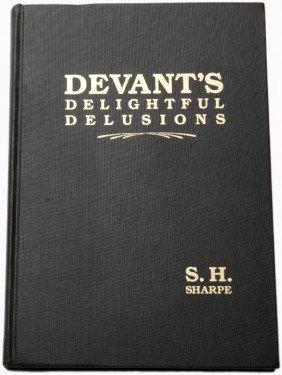 Sharpe, S.H. Devant's Delightful Delusions.