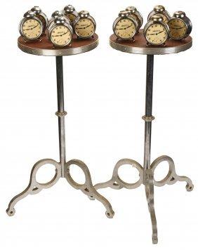 Ringing Alarm Clock Tables. Colon: Abbott's Magic, Ca.