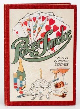 Hammond, Percy And George Wharton. Poker, Smoke And