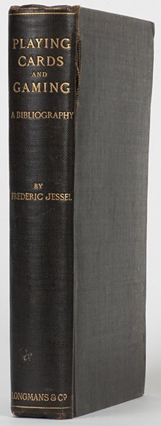 Jessel, Frederick. A Bibliography Of Works In English