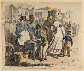 Dighton, Denis. Carnival Scene. London: Rowney And