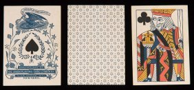 The Union Playing Card Co. Faro Playing Cards. New