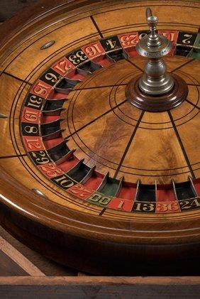 Harris & Co. Professional Roulette Wheel In Original