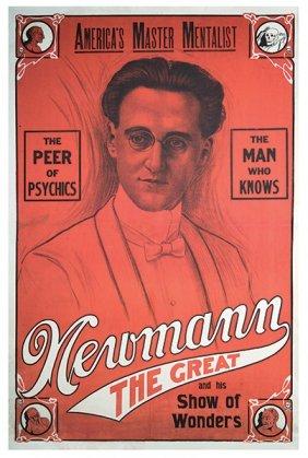 Newmann, C.a. George. Newmann The Great. [st. Paul: