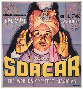 Sorcar, Pratul Chandra. Sorcar. The World's Greatest