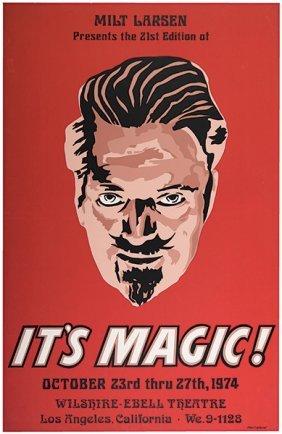 [it's Magic] It's Magic 1974. [los Angeles], 1974.