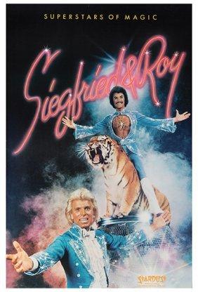 [siegfried & Roy] Group Of Five Siegfried & Roy