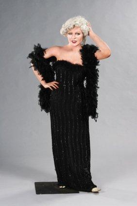 Mae West Wax Figure