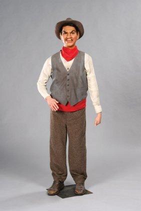 Fortino Mario Alfonso Moreno Reyes As Cantinflas