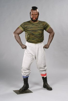 49 Mr T As Sgt Bosco B A Baracus From The A Team Lot 49