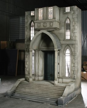 1122 Everglot Mansion From Corpse Bride Lot 1122