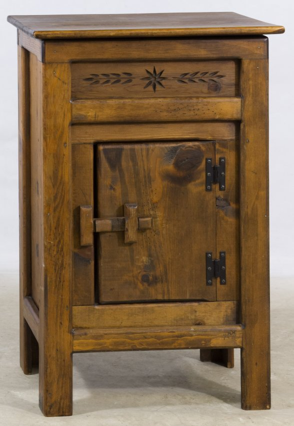 Pine cabinet by habersham plantation lot 382 for Habersham cabinets cost
