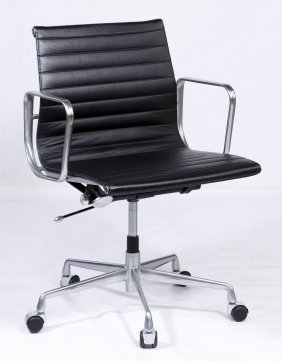 Mid-century Modern Office Chair By Eames For Herman